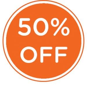 Get 50% off your first 4 weeks rent - Ts&Cs apply